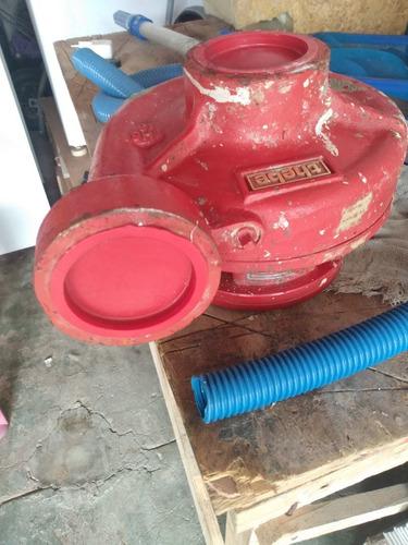 caracol para bomba de incêndio a combustão