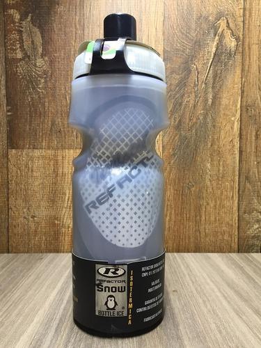 caramanhola garrafa isotérmica bike refactor 590ml - cores