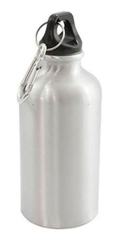 caramañola metalica sublimación 400 ml personalizada