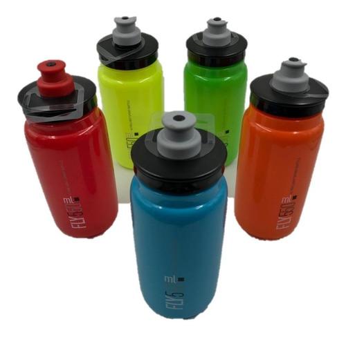 caramañola termo botella  elite fly 550ml ciclismo mtb ruta