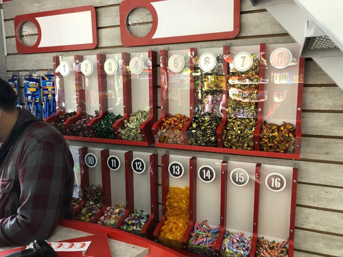 caramelera kiosco - instal-shop