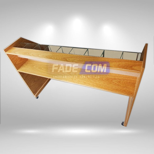 caramelera mueble de kiosco tribuna