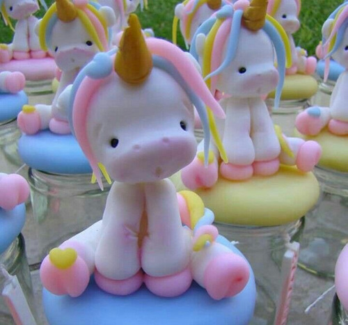 caramelera unicornio
