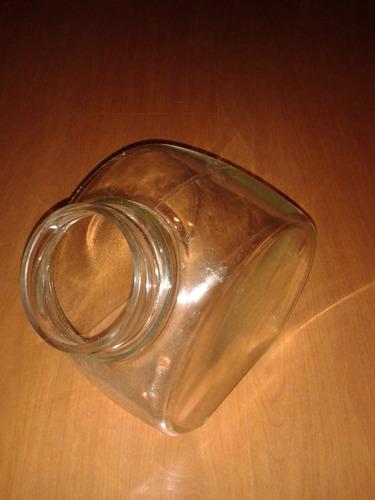 carameleras antiguas de vidrio