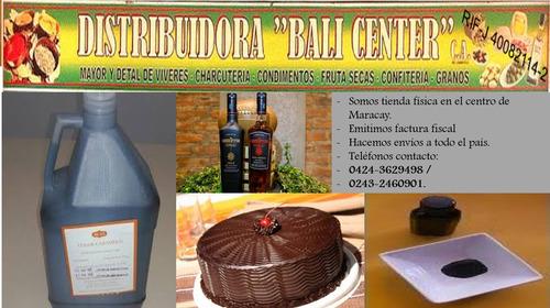 caramelina por galon -  100% pura - marca certificada