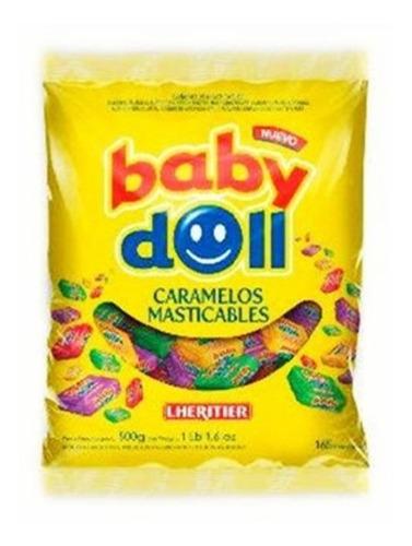 caramelos baby doll masticables x 500gr-lagolosineria