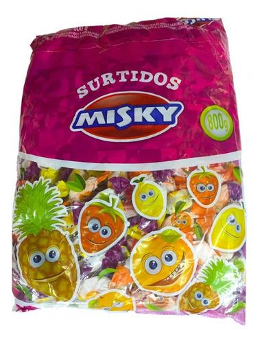 caramelos masticables misky - hoy oferta la golosineria