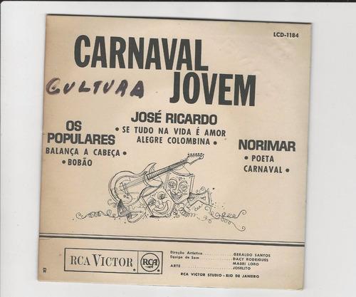 caranaval jovem 1967 balança a cabeça - compacto ep 13
