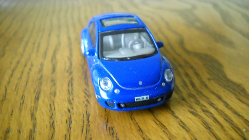 cararama vw  new beetle