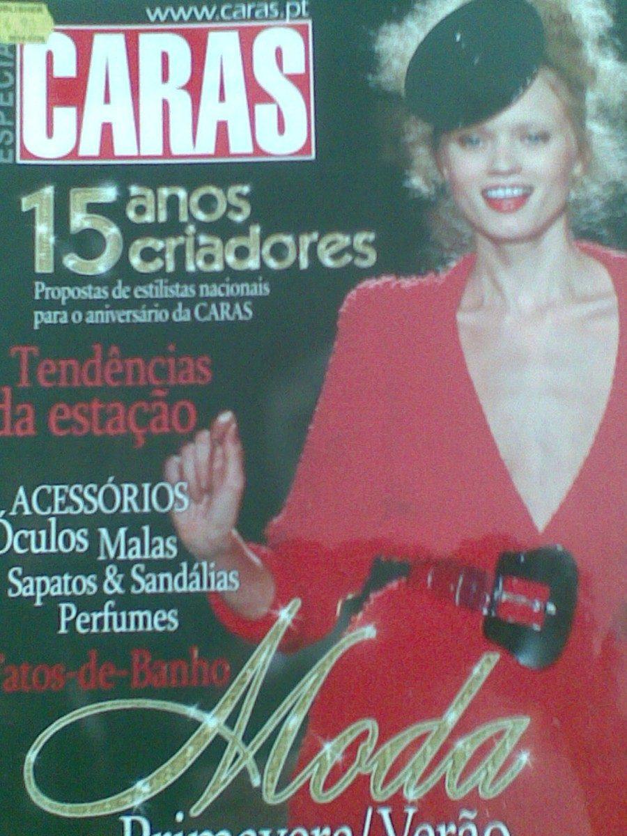 0785907a82cf Caras Especial Moda Primavera Verão 2010 - R$ 23,40 em Mercado Livre
