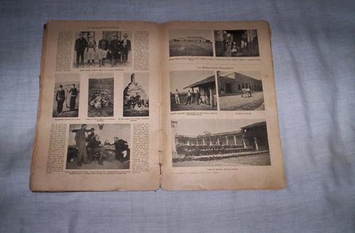 caras y caretas año 1904 publicacion argentina...no.314..