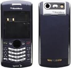 caratula  o carcasa blackberry 8120