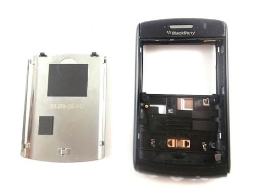 caratula  o carcasa blackberry 9530