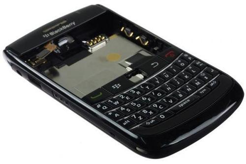 caratula o carcasa blackberry 9700