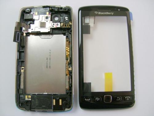 caratula  o carcasa blackberry 9860
