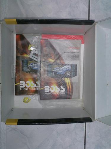 caratula para radio de carro marca boss bv8650