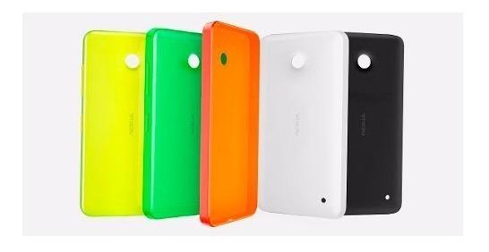 416d00d9464 Caratula Tapa Trasera Nokia Lumia 535 Carcasa Colores Nueva ...