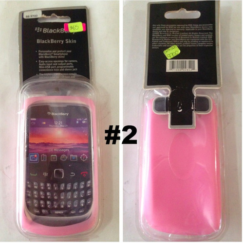 carátulas para blackberry bold 9700