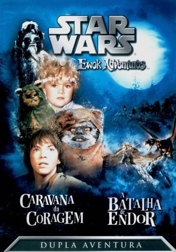 filme caravana da coragem a batalha de endor dublado