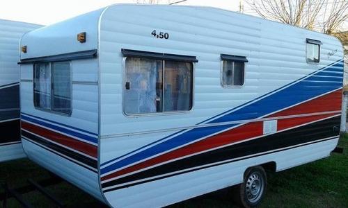 caravanas -remolques de 4.50mx2.30mts  $12.000