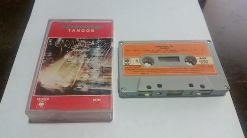 caravelli 78 tangos cassette nacional