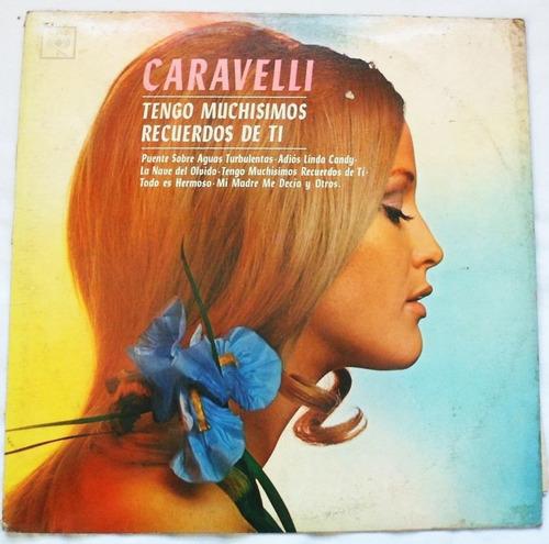 caravelli - lp tengo muchisimos recuerdos de ti 1970* smusic