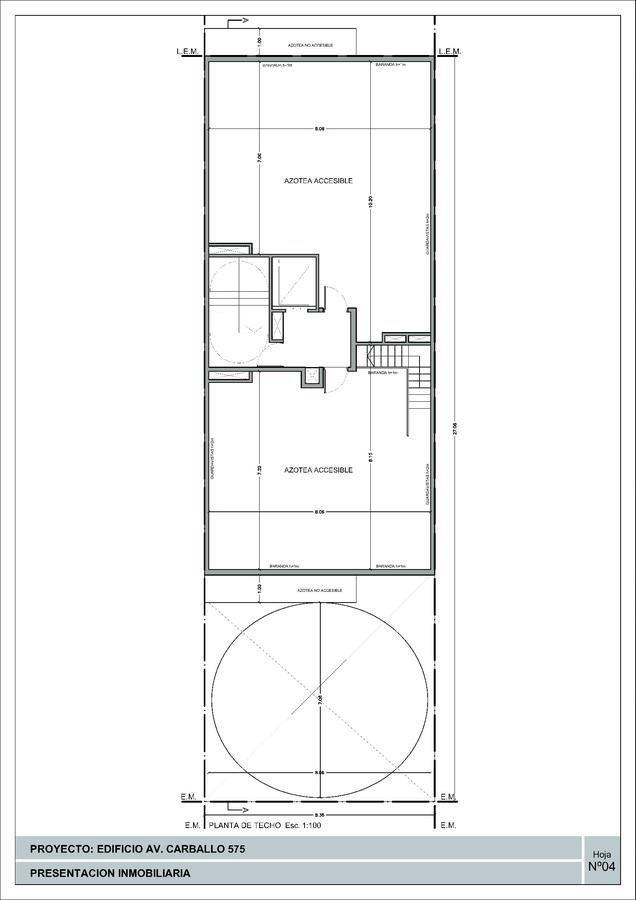 carballo 575-departamento 1 dormitorio con amenities-puerto norte