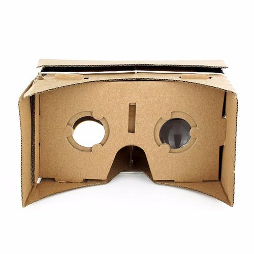 carboard google - realidad virtual