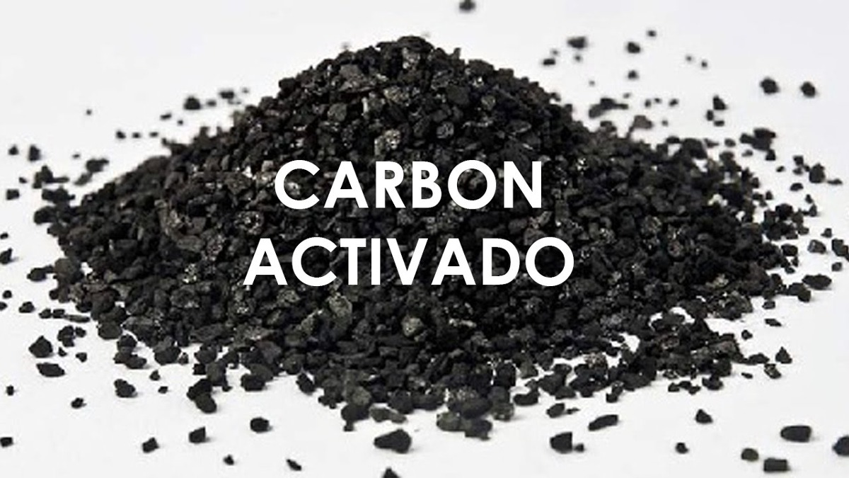 Mascarilla Carbón Activo