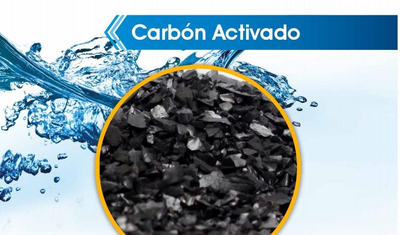 Carbon activado concha de coco para tratamiento de agua - Tratamientos de agua ...