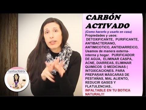 carbon activado para adelgazar