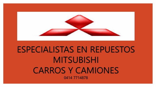 carbon arranque mitsubishi fv517