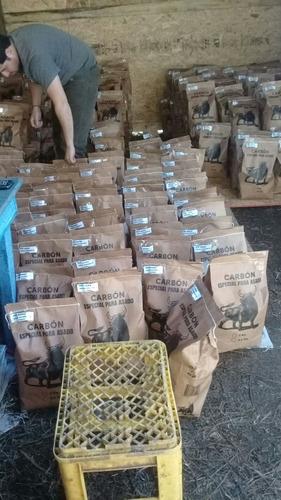 carbon espino !!en bolsas de papel ...100% ..espino !!