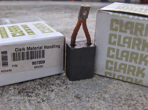 carbon para encendido. original clark. made in usa. 1811467.