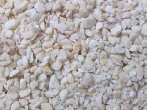 carbonato de calcio pureza 98%, en arenilla y malla 20