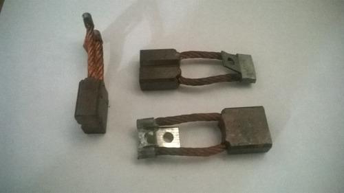 carbones de arranque rx55- rx70  9.5x19.05x19.05