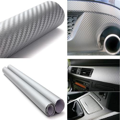 carbono para vinil fibra