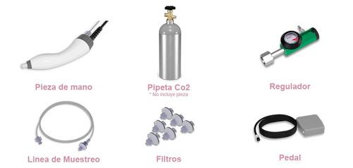 carboxiterapia, equipos para aparatología estética