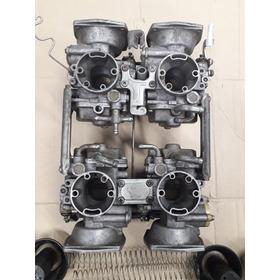 Carburador  Vmax 1200 01  Pistonete Quebrado