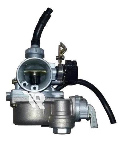 carburador 125cc pollerita - tr