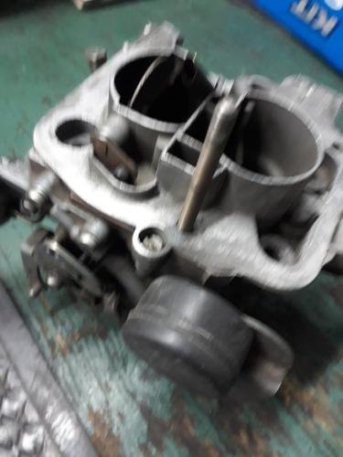 carburador 2 bocas  renault 9,11,19 weber