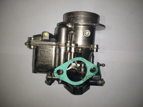 carburador 228 corcel 2 81 a 83 cht álcool original weber