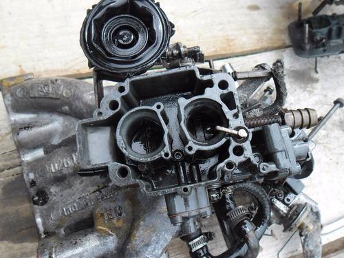 carburador 2e motor ap 1.8 ótimo estado melhor preço mineiro
