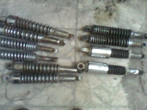carburador amortiguadores $ 55 moto guardabarro  repuestos