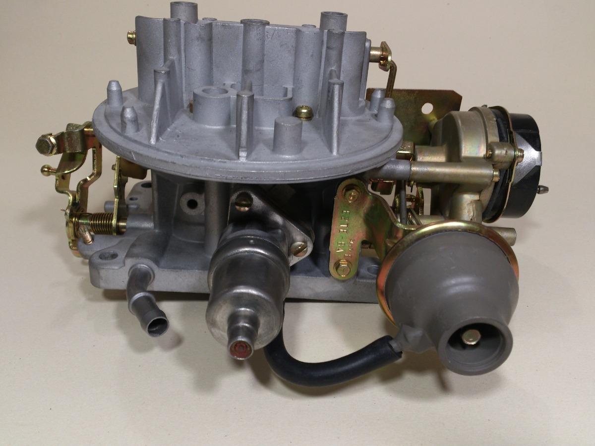 Carburador Bocar/motorcraft 2100/2150 240 Cfm Venturi 1 08