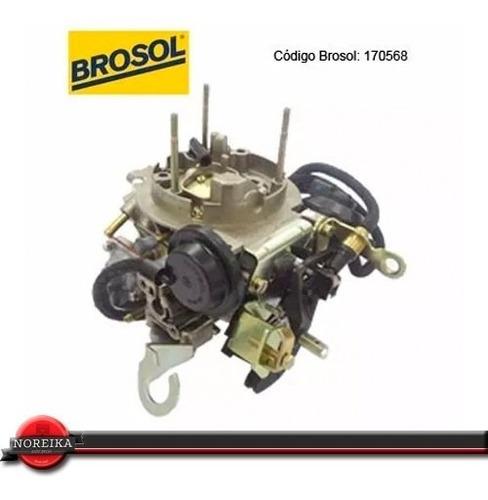 carburador brosol 2e alcool 170568 apollo 1.8 89/92 alcool
