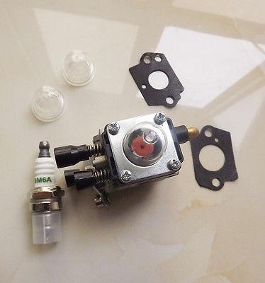 carburador carburador de stihl hs45 hedge trimmer fs38 fc55