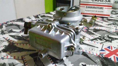 carburador  caresa  de ford 1 boca