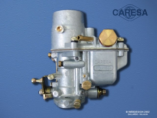 carburador caresa fiat 600 750 boca 28mm tipo weber