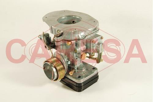 carburador caresa  peugeot 504 1800/2000 con base adaptadora
